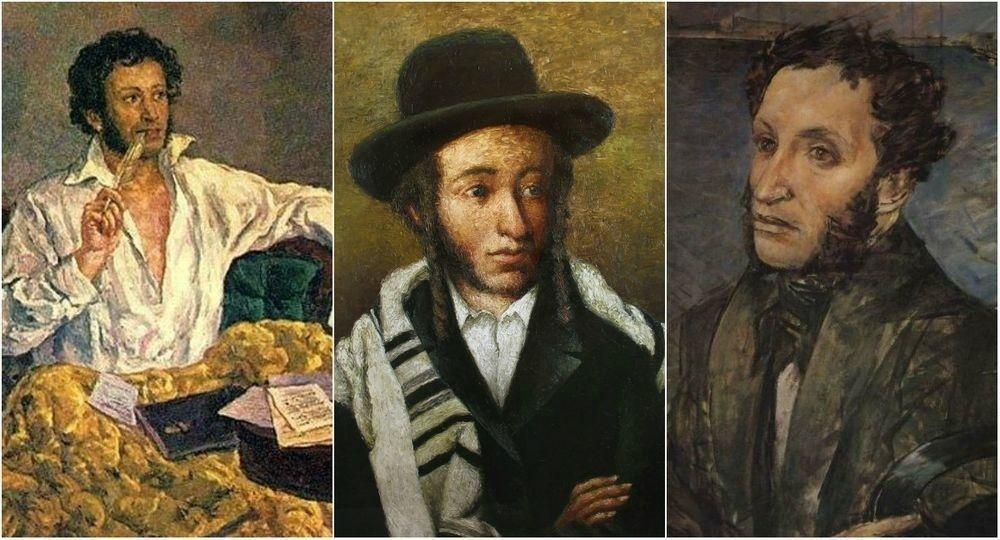 Наше все. Топ-10 портретов Пушкина ко дню рождения поэта
