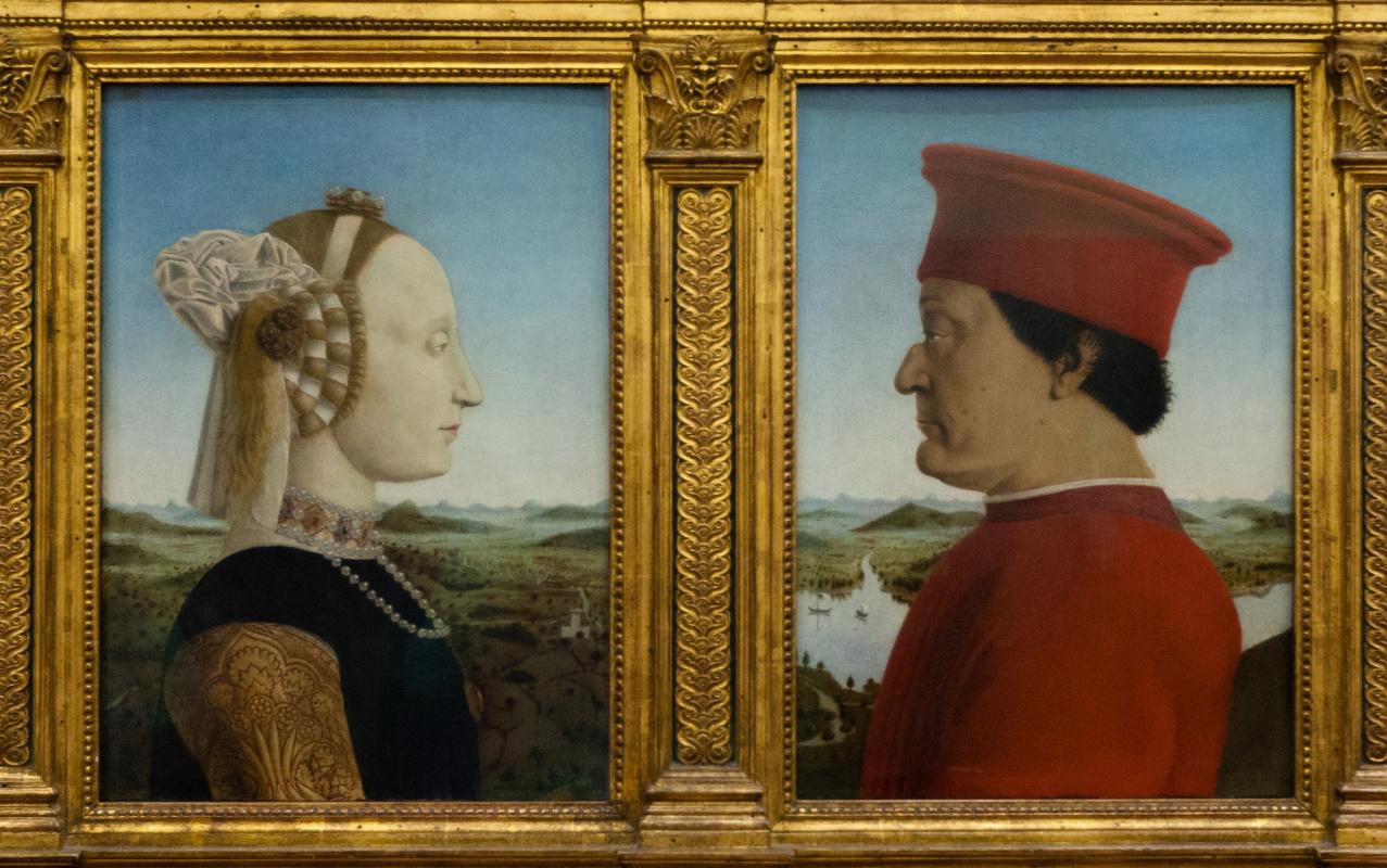 Интересные факты к выставке Пьеро делла Франческа в Эрмитаже