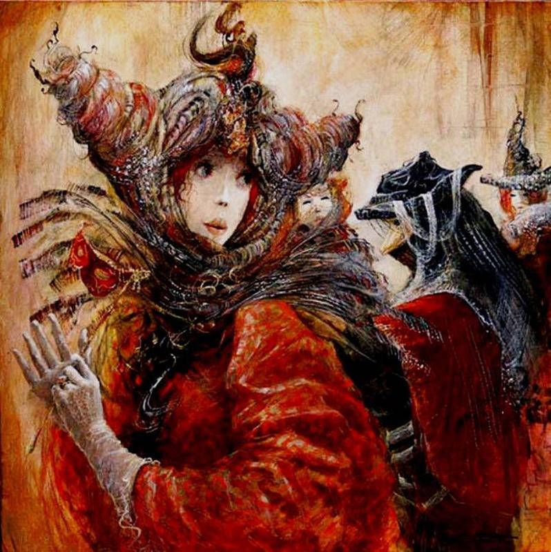 Отправляемся на бал-маскарад! Праздник в красках и масках от художников XVIII-XXI вв.