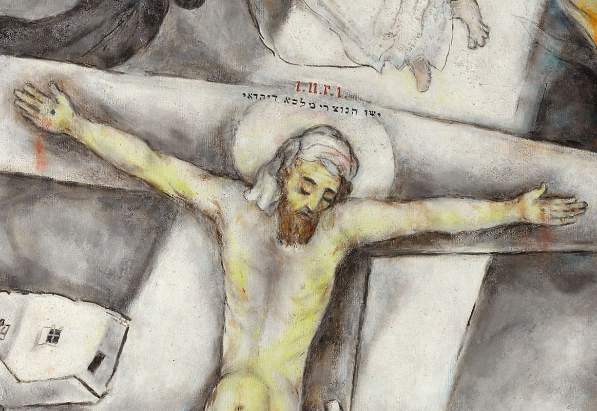 Chagall's daughter took her father's paintings out of Nazi-occupied Europe
