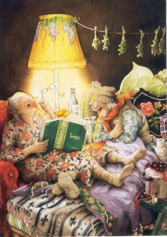 Старость – радость: очаровательные «муммо», «бабки» и «омы»