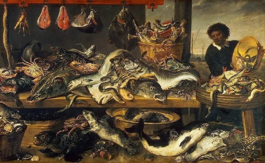 Рыба: вечно живой символ
