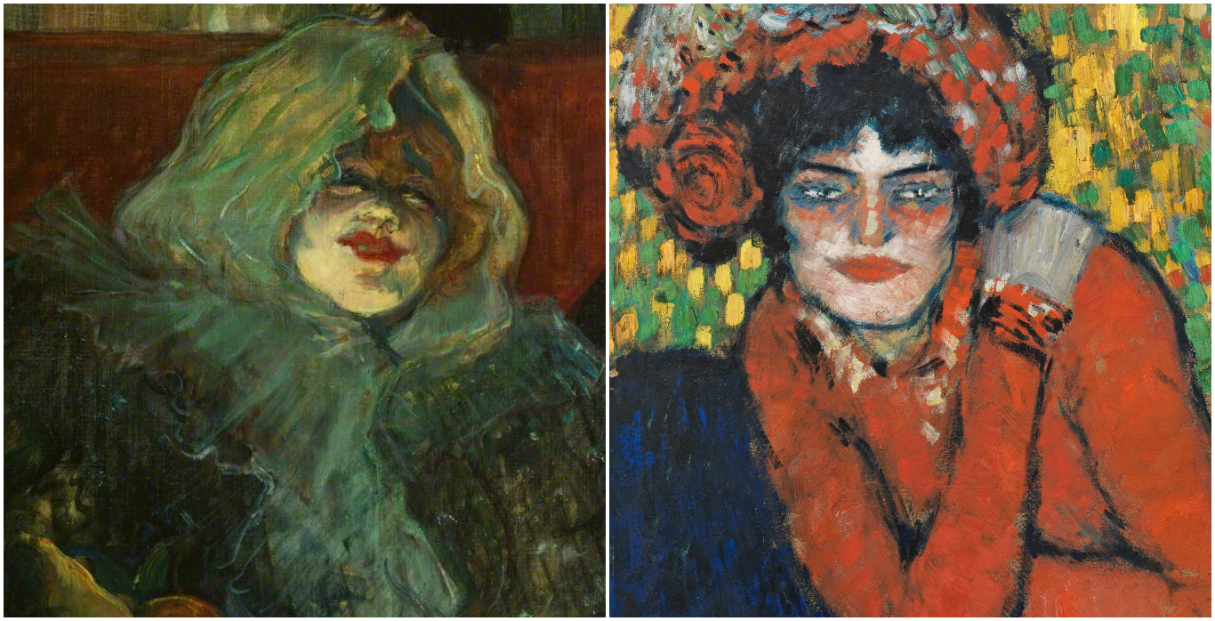 Сравнению Пикассо и Тулуз-Лотрека впервые посвящена выставка в Мадриде