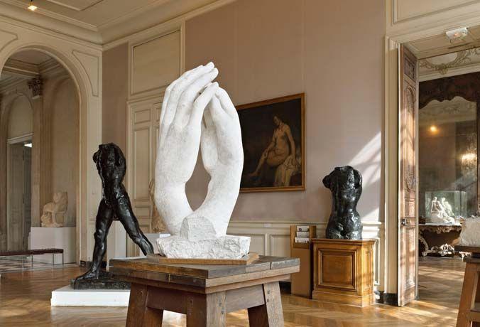 Музей Родена в Париже вновь откроют после трехлетней реставрации