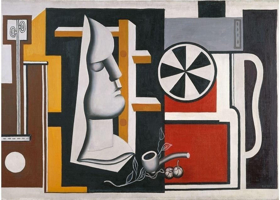 В поисках формы и стиля: Фернан Леже между реализмом и сюрреализмом