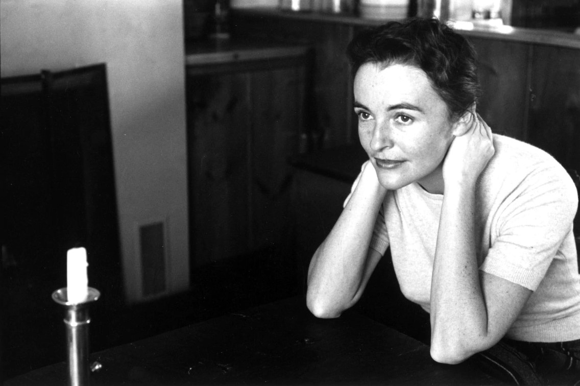 Betsy Wyeth in the late 1950s