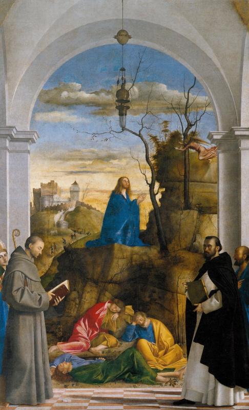 Marco Besaiti, Agony in Gethsemane, 1510-1515, Academy Gallery, Venice