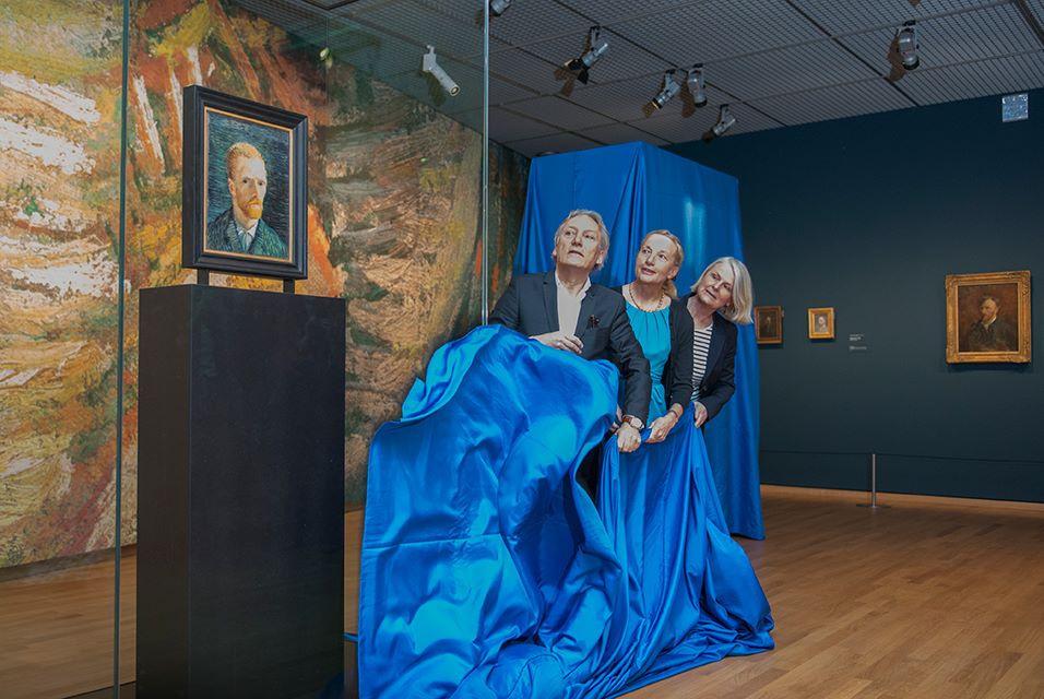 Новый имидж Ван Гога в амстердамском музее: долой репутацию «замученного гения»!