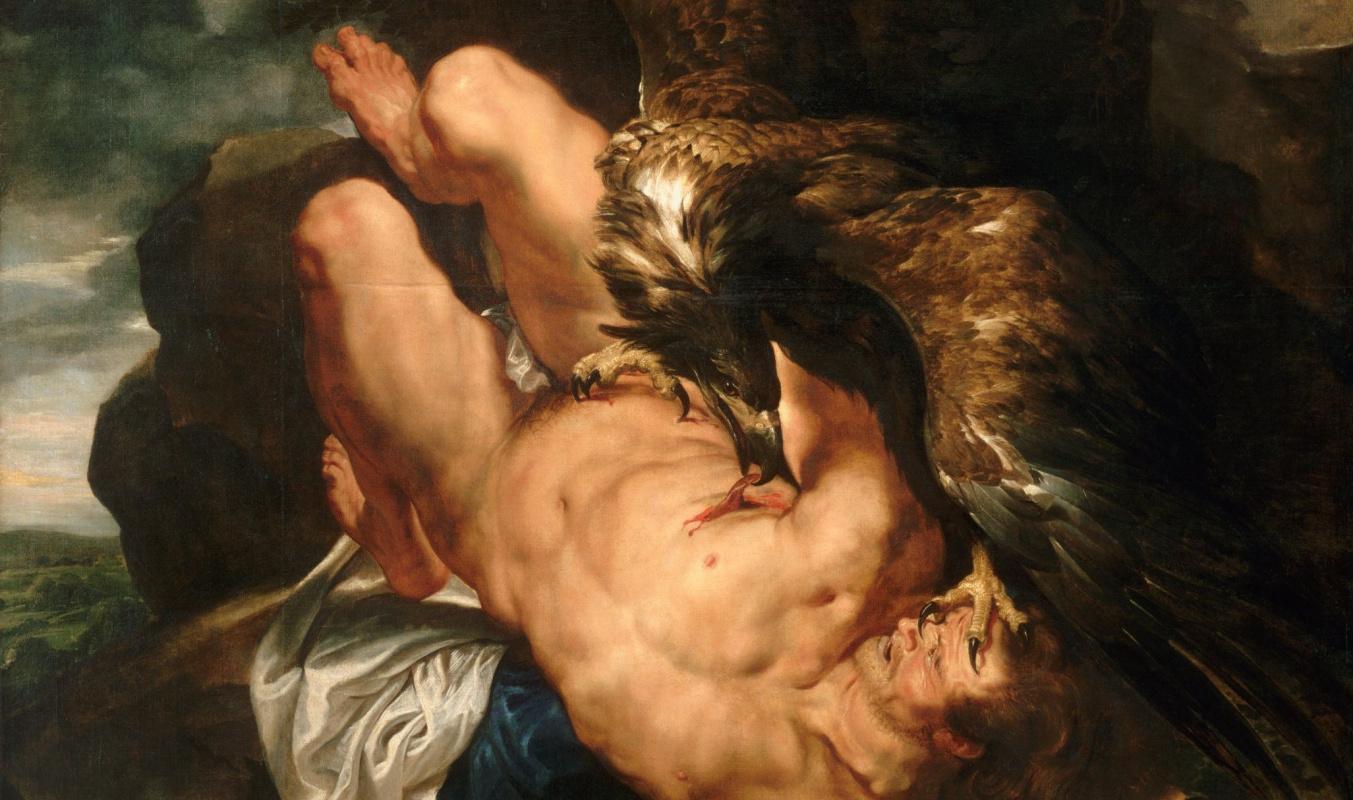 В Филадельфии увидят «Гнев Богов: шедевры Рубенса, Микеланджело и Тициана»