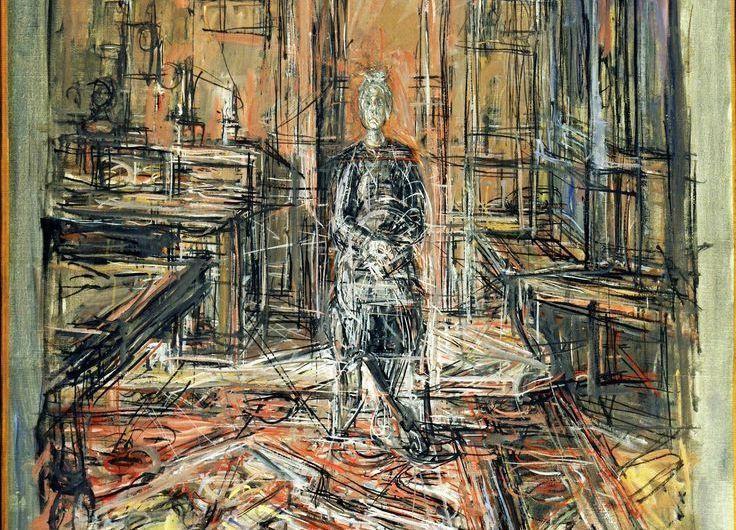 """Скульптор, художник, """"рекордсмен"""": в Лондоне пройдёт выставка Альберто Джакометти"""