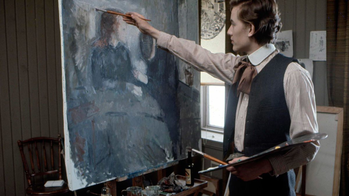 """""""Edvard Munch"""": a Film Based on Real Events"""