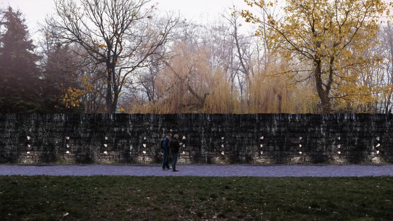 Фото Мемориального центра Холокоста Бабий Яр