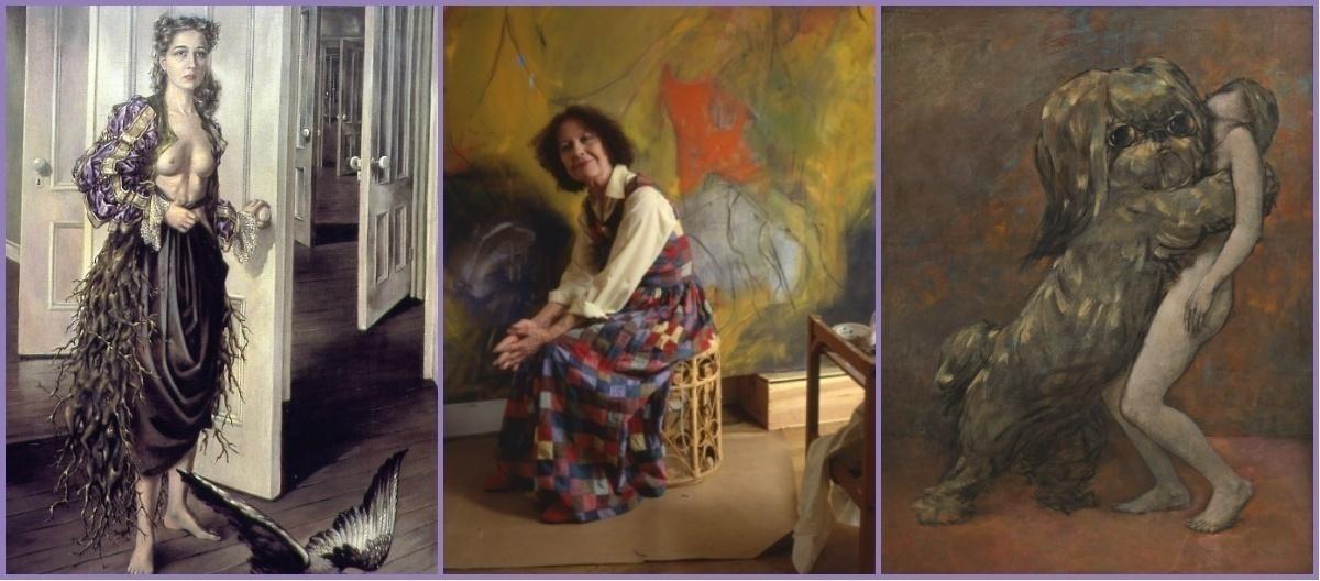 И сны становятся явью: английская выставка Доротеи Таннинг  - жены и соратницы Макса Эрнста