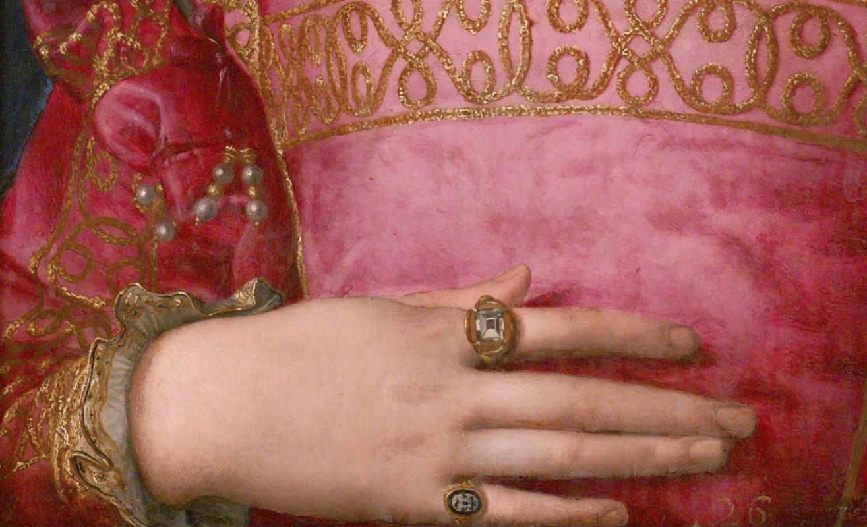 В Праге реставрируют картину Бронзино с таинственным кольцом на пальце Элеоноры Толедской