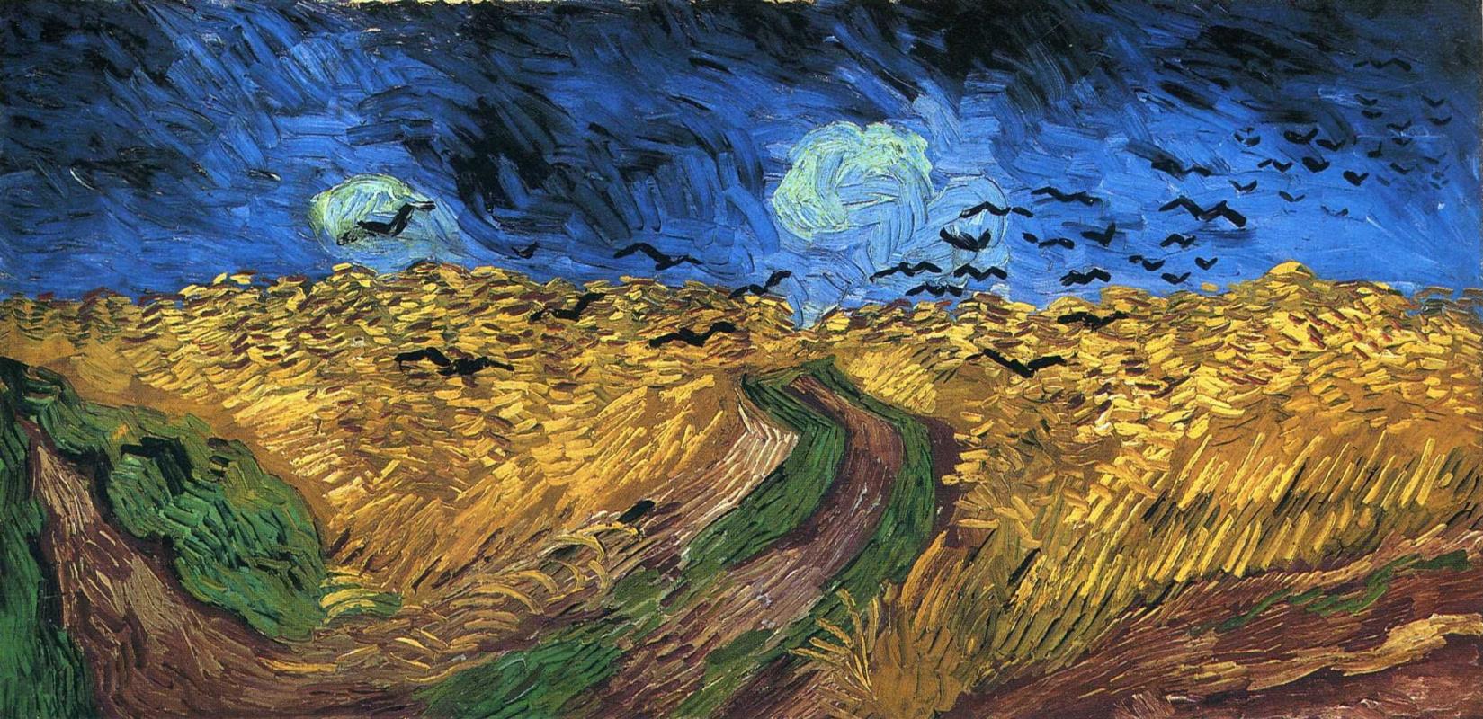 Винсент ушел. Но дарит вдохновение: маршрут по выставкам к юбилею со дня смерти художника (ч.2).