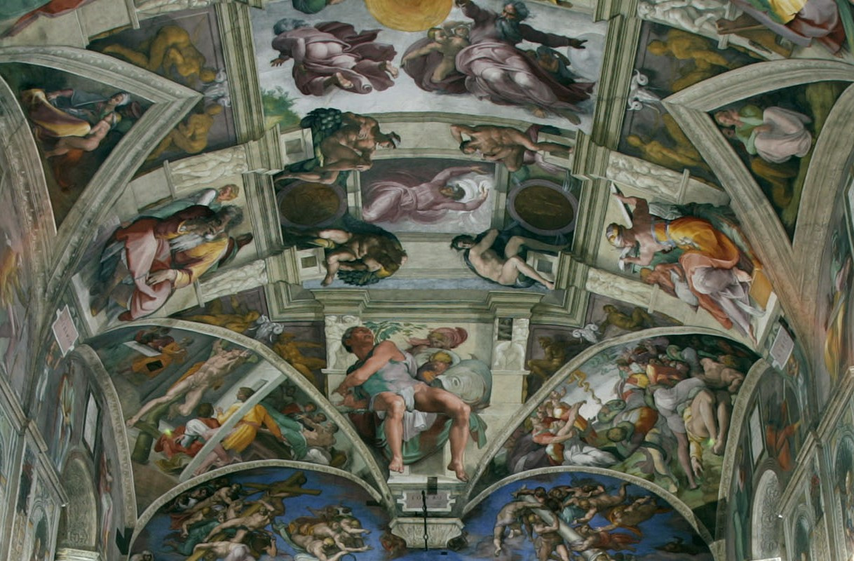 18 интересных фактов о реставрации в Ватикане, которые вы наверняка не знали.