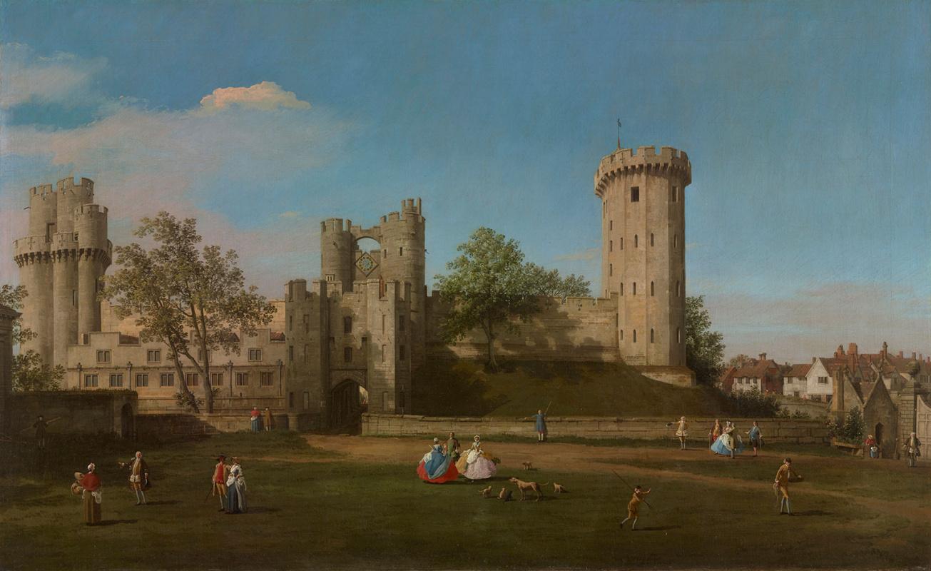 Каналетто – прославляя Британию: выставка знаменитого пейзажиста ХVIII века открылась в «графстве Шекспира»