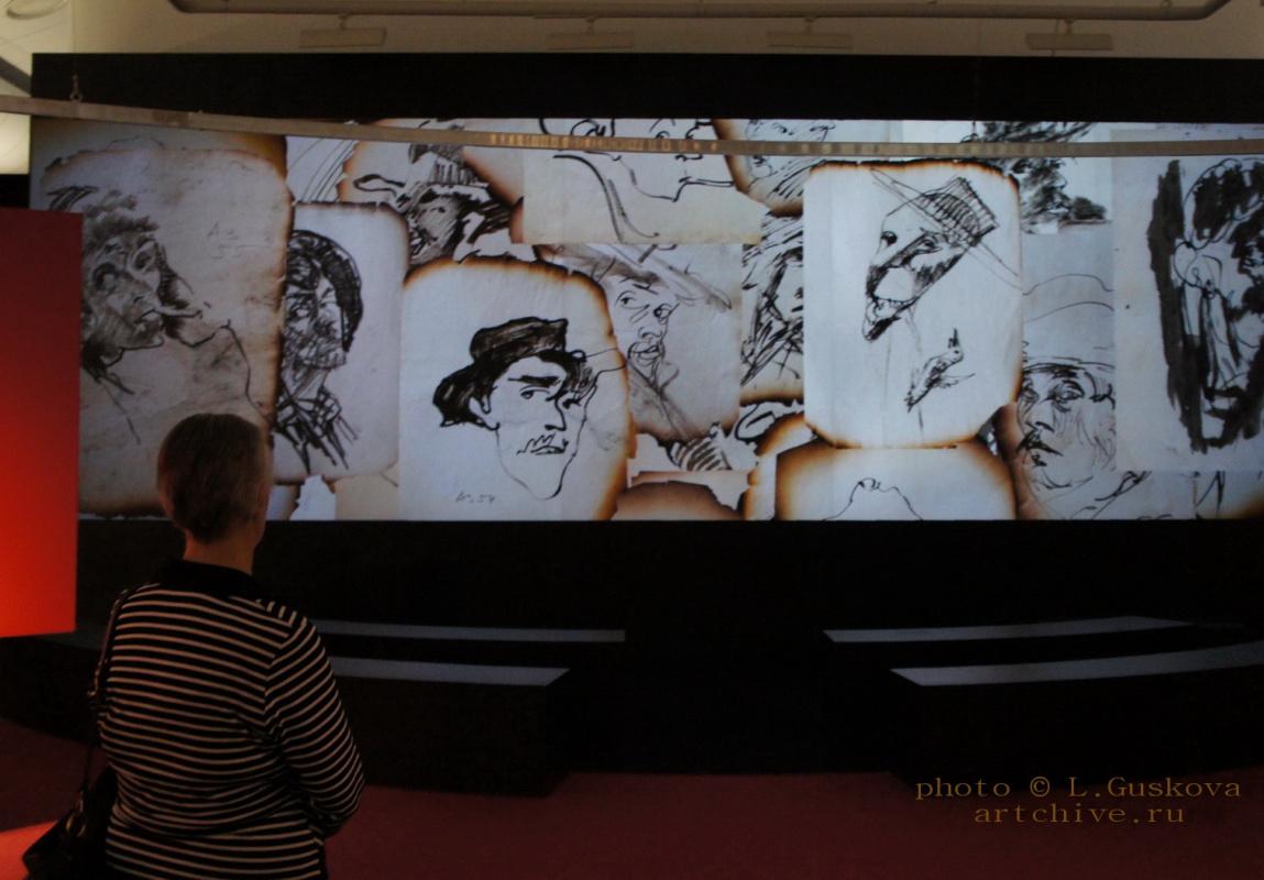 «Анатолий Зверев. На пороге нового музея»: впечатления о выставке АЗ