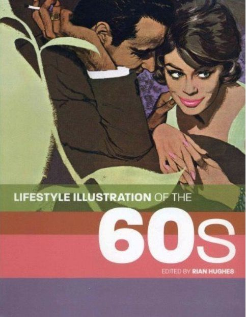 Lifestyle illustration of the 60s 2014