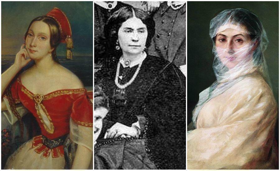 Женщины Айвазовского: альтернативный взгляд