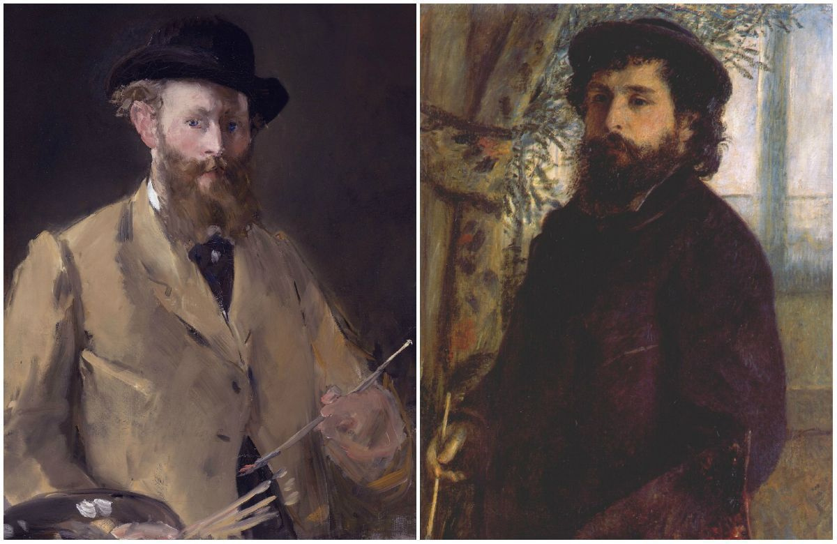 The big difference: how to distinguish Manet from Monet