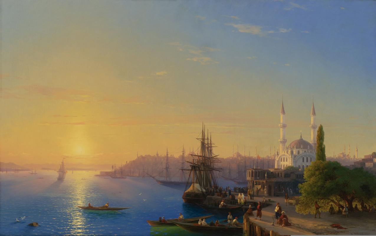 Айвазовский за границей: самые интересные путешествия
