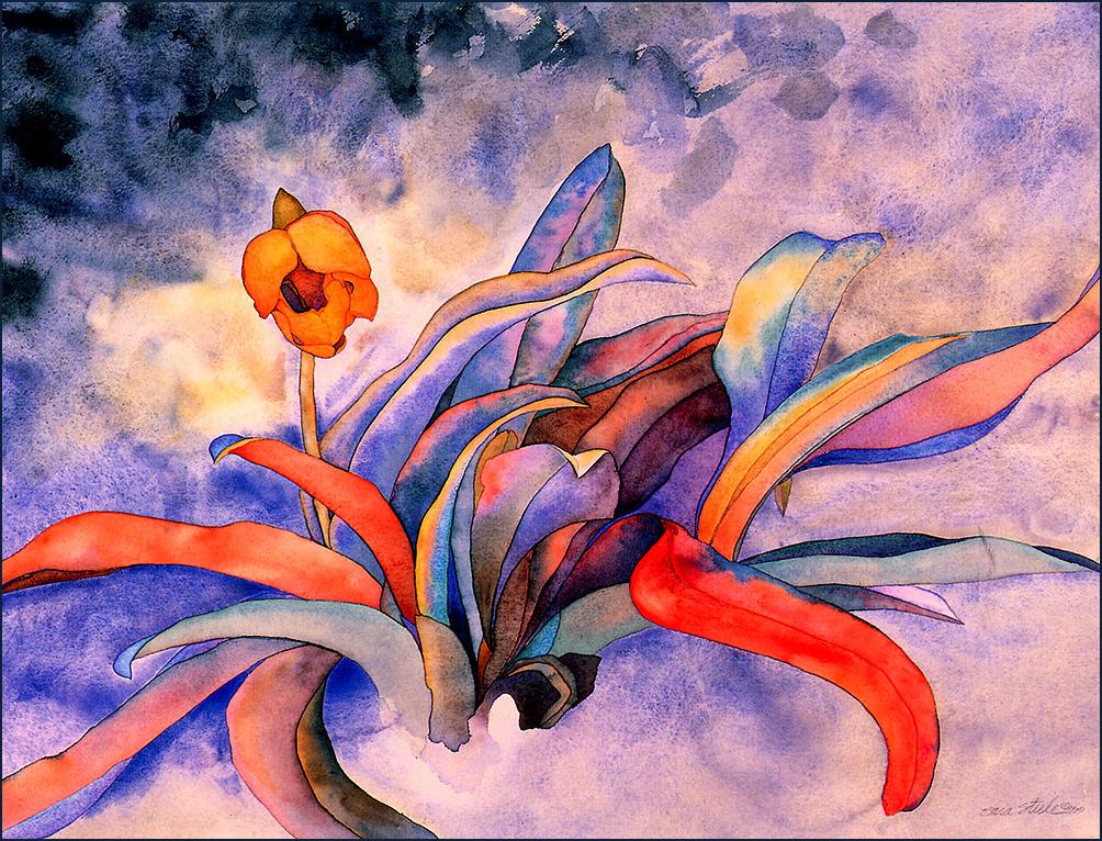 Сара Стил. Красота цветов
