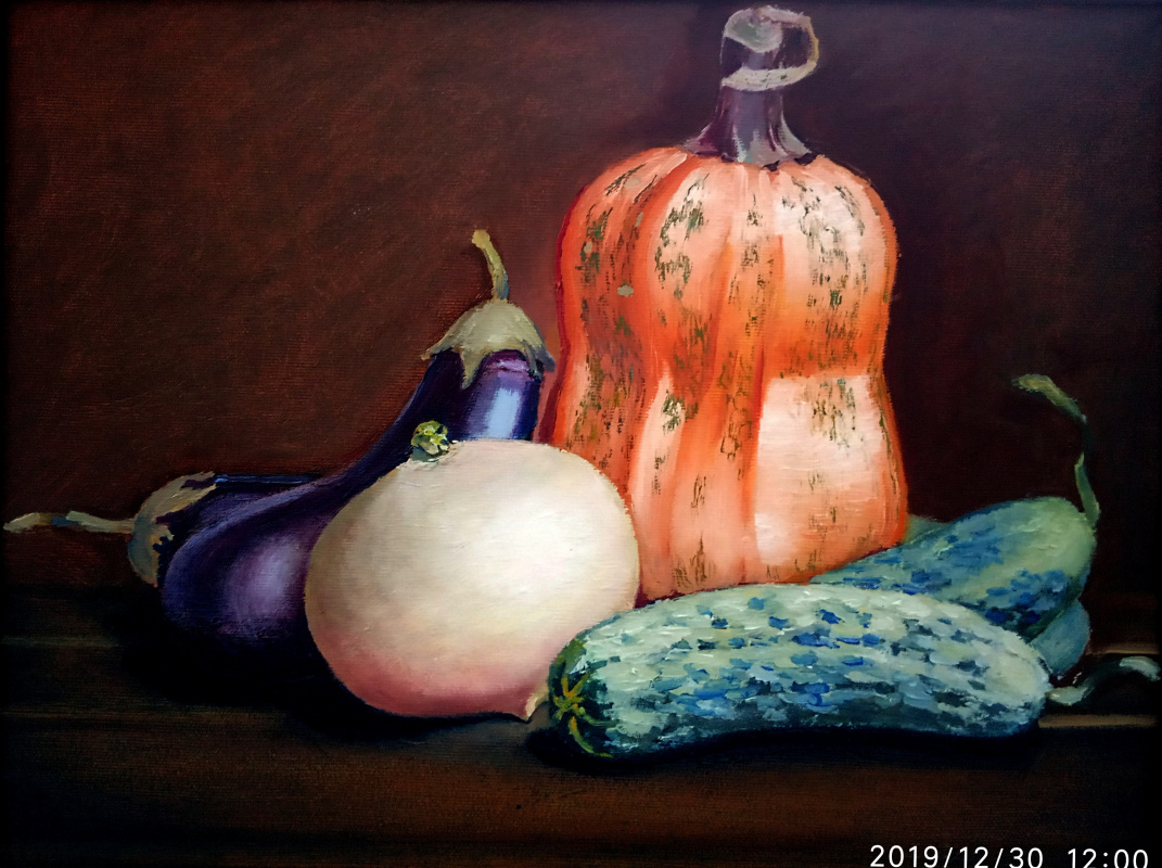 Egor Mountain. Pumpkin