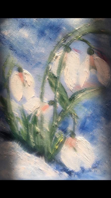 Татьяна Хаби. Весна