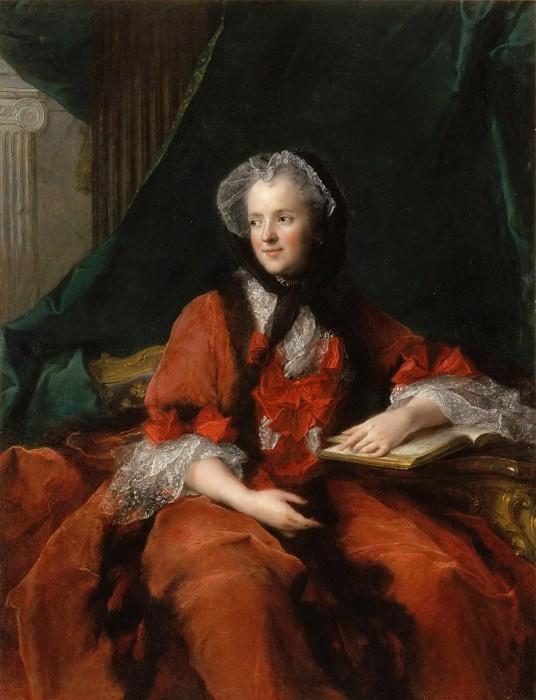 Жан-Марк Натье. Портрет Марии Лещинской, королевы Франции
