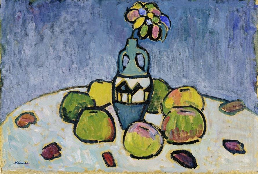 Gabriele Münter. Still life