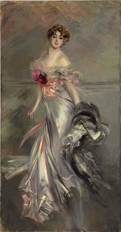 Джованни Больдини. Портрет Марты Ренье. 1905