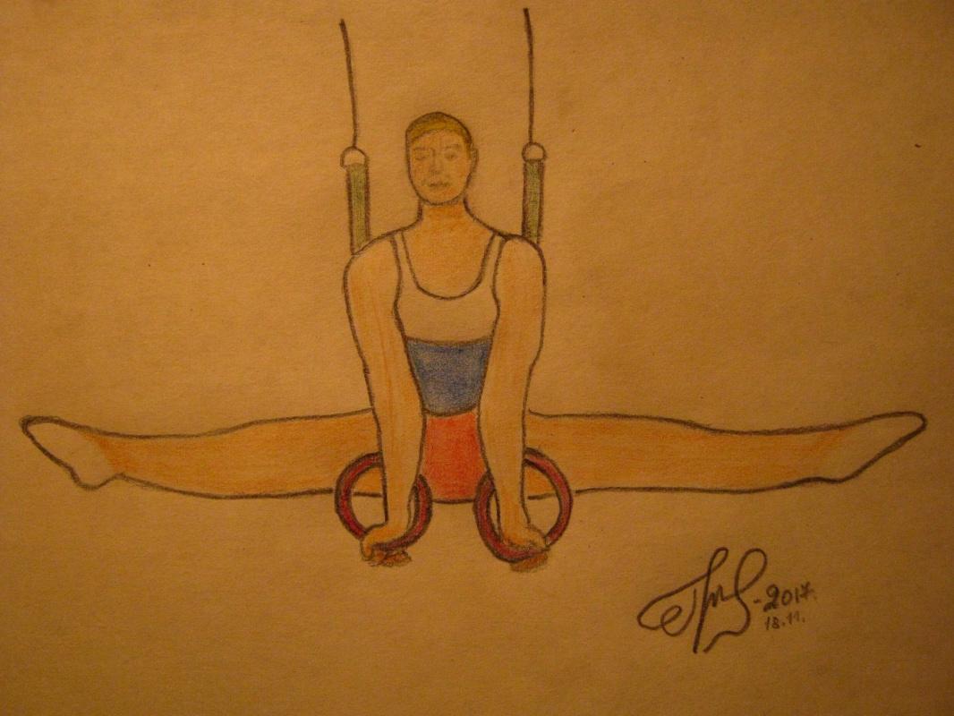 """Алексей Гришанков (Alegri). """"Gymnast"""""""