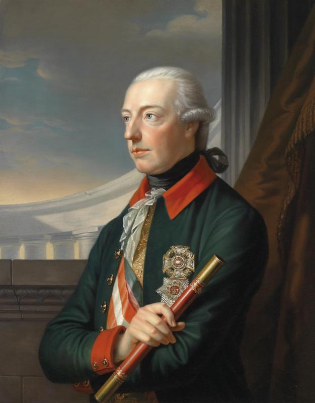 Карл фон Залес. Иосиф II