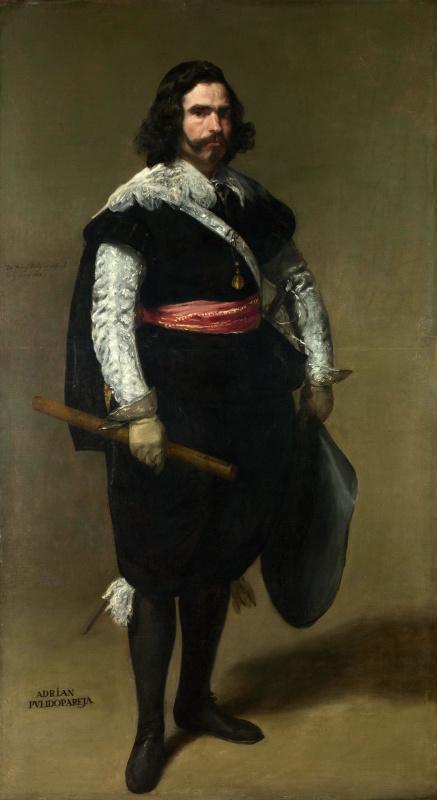 Хуан Батиста Мартинес дель Масо. Дон Адриан Пулидо Пареха