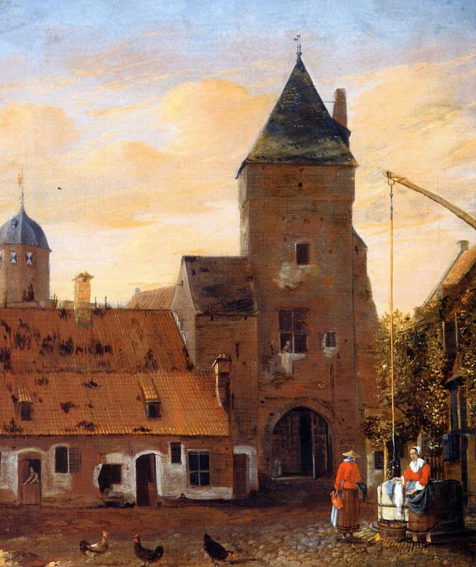 Старая пороховая башня