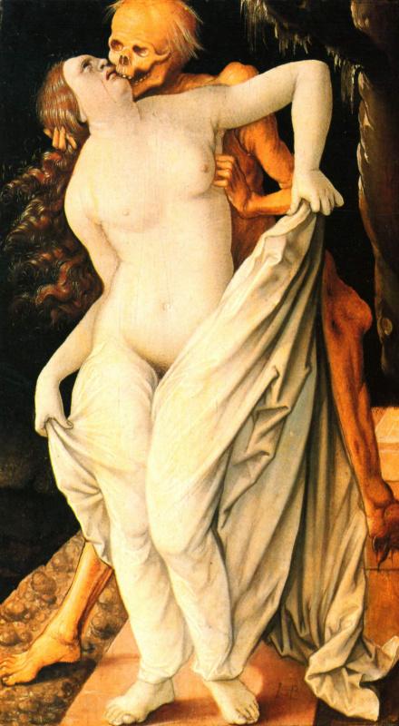 Женщина и смерть