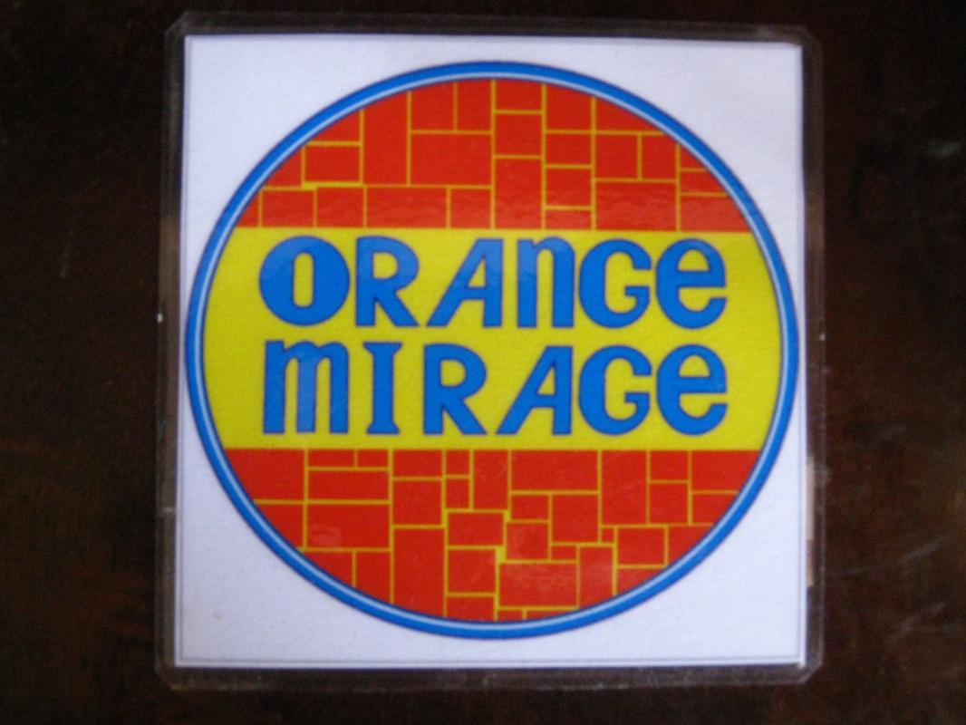 Алексей Гришанков (Alegri). Orange Mirage (trademark)