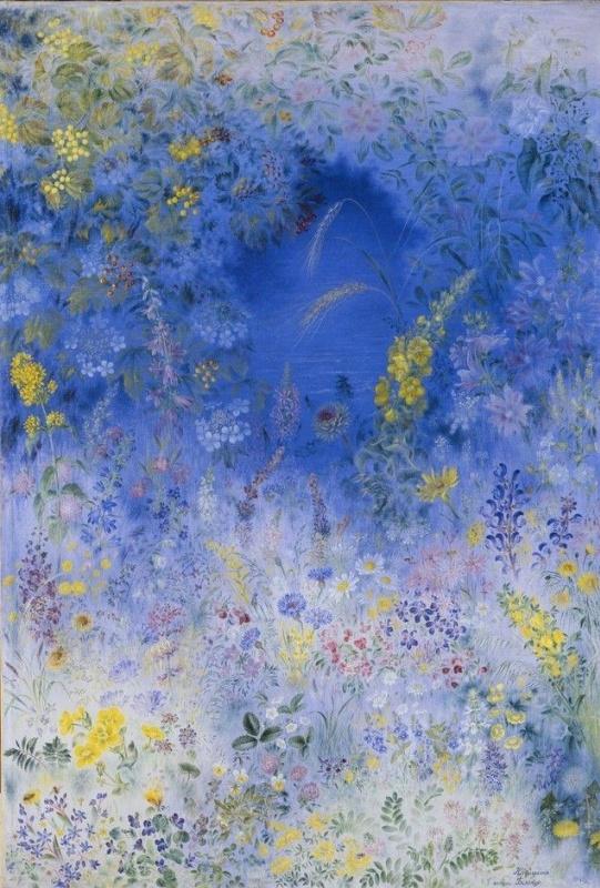 Kateryna Vasylivna Bilokur. Wildflowers