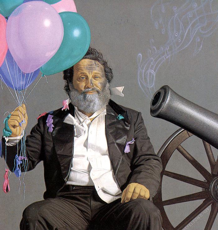 Марвин Маттелсон. Воздушные шары