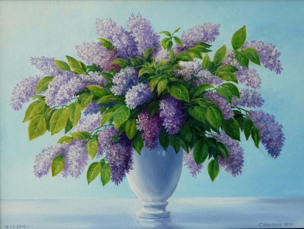 Yuri Nikolaevich Savelyev. Lilac