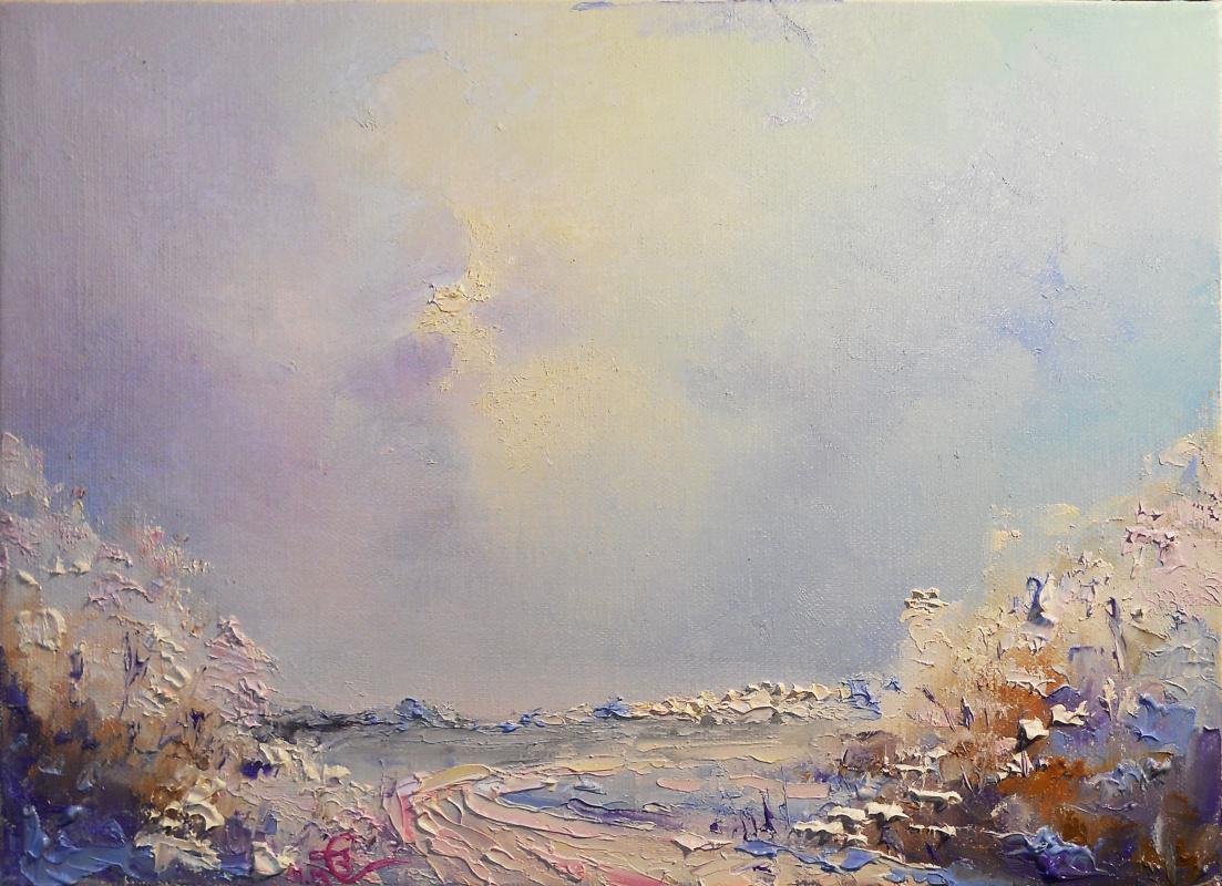 Vadim Anatolyevich Stolyarov. January noon