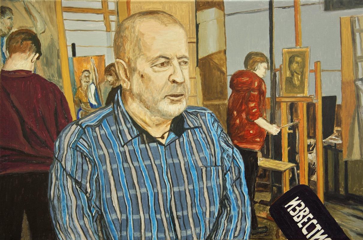 Andrey Viktorovich Andreev. Художник Александр Крылов