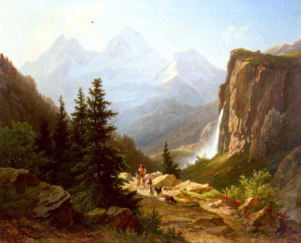 Joseph Zelger. Nature