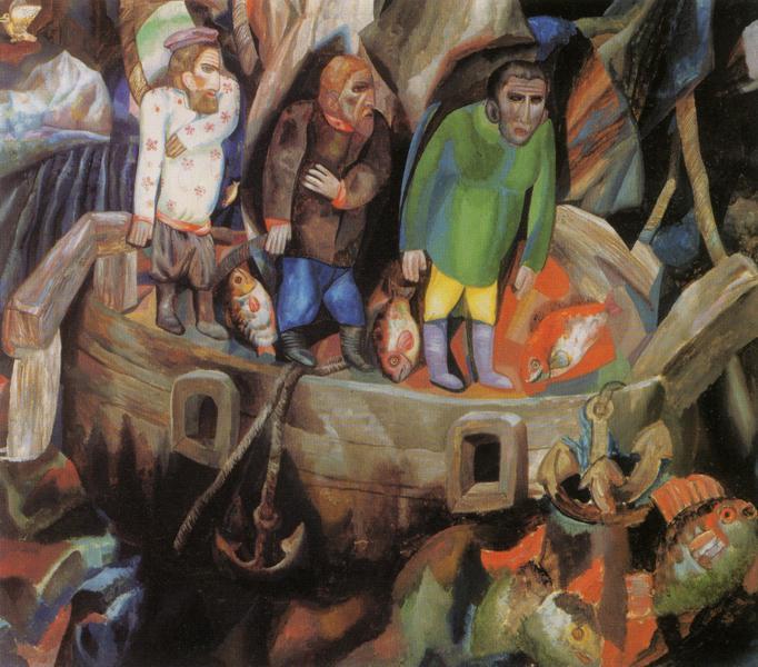 Павел Николаевич Филонов. Запад и Восток