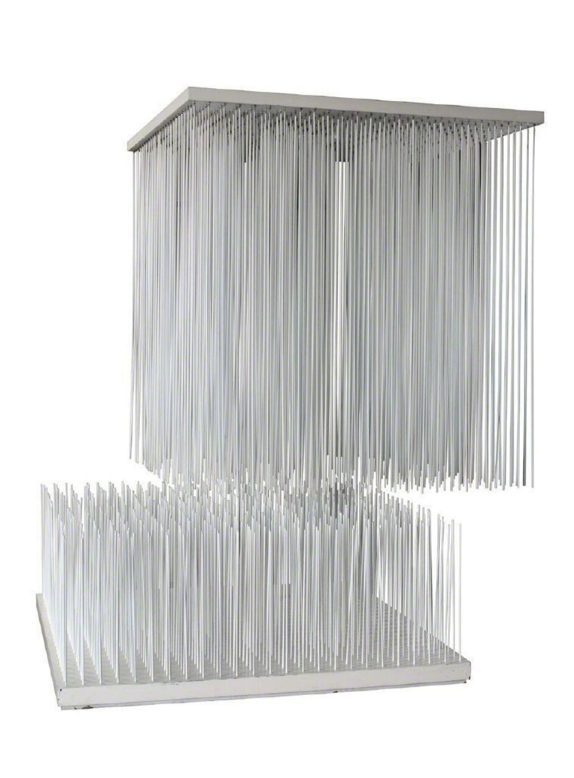 Хесус Рафаэль Сото. Куб и пространство