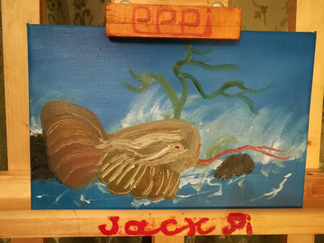 Jack Pigel ee. Wet fish