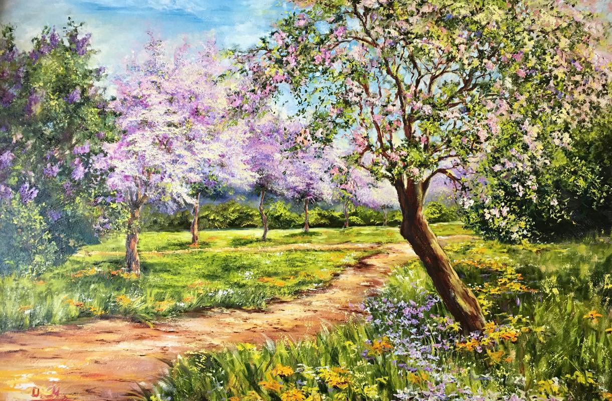 Диана Владимировна Маливани. The Scent of Spring