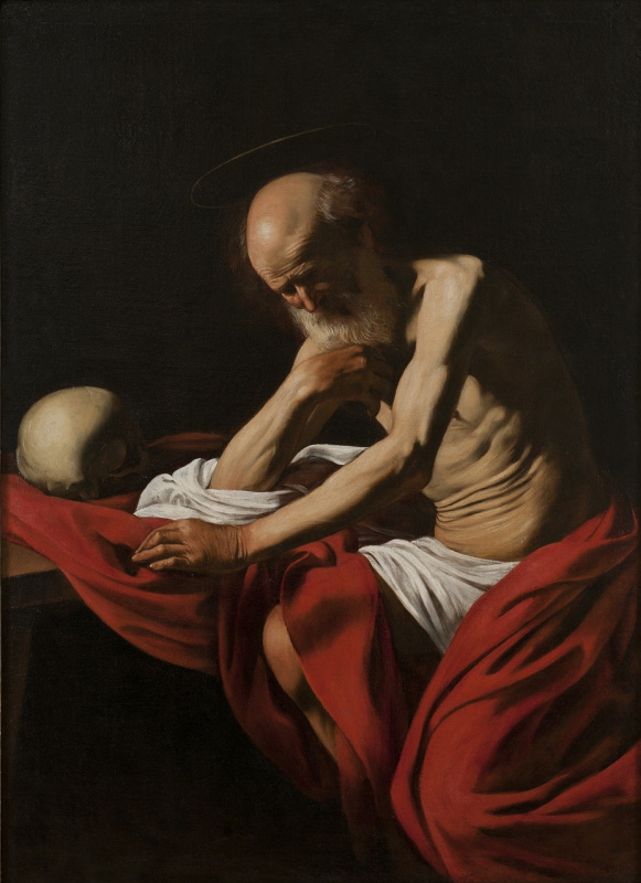 Saint Jerome in Thought