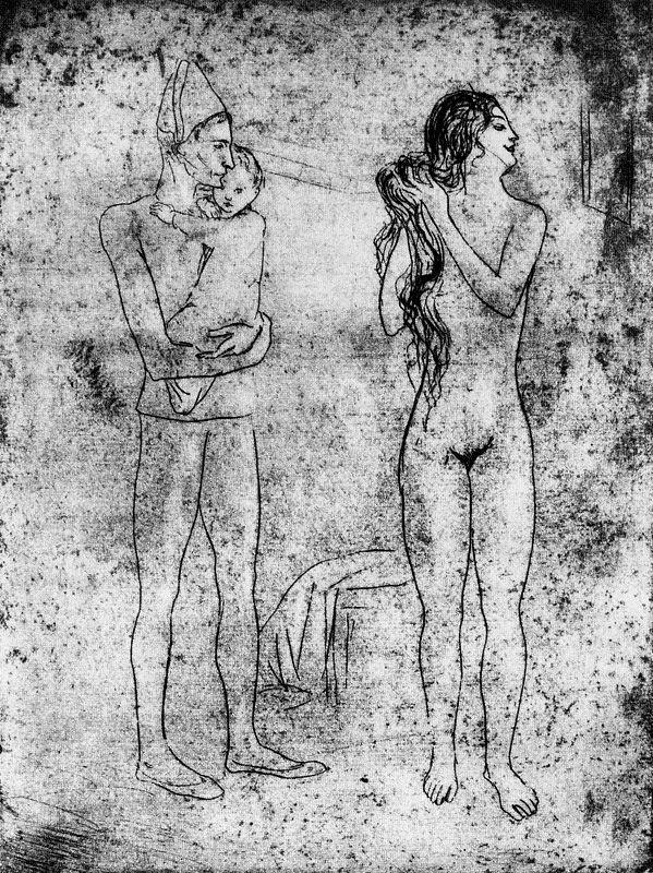 Пабло Пикассо. Сюжет 179